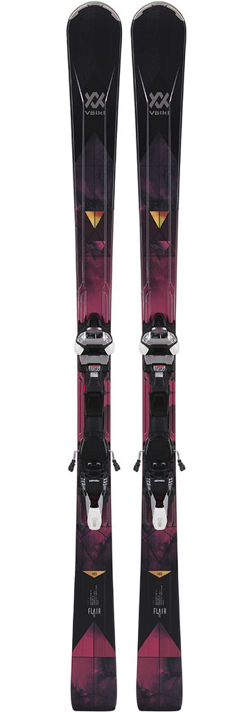 Volkl Flair 79 Ski Set Womens 18/19