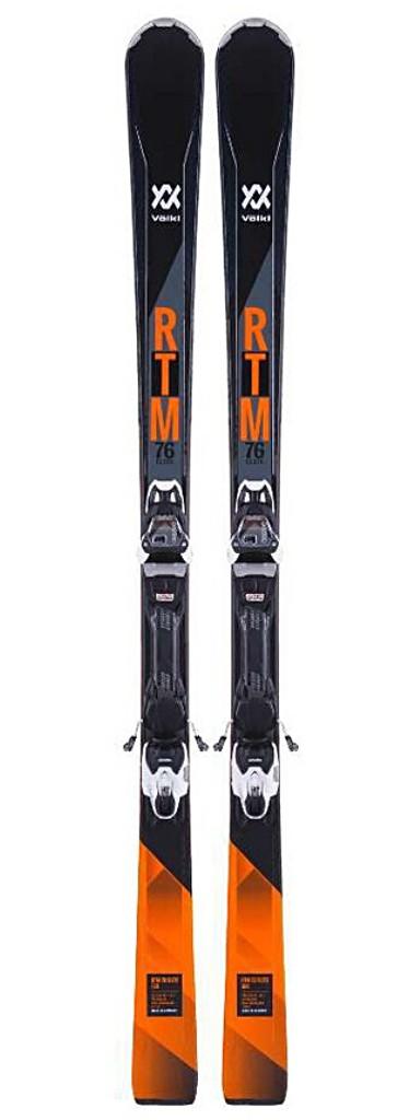 Volkl RTM 76 Elite Ski Set 18/19