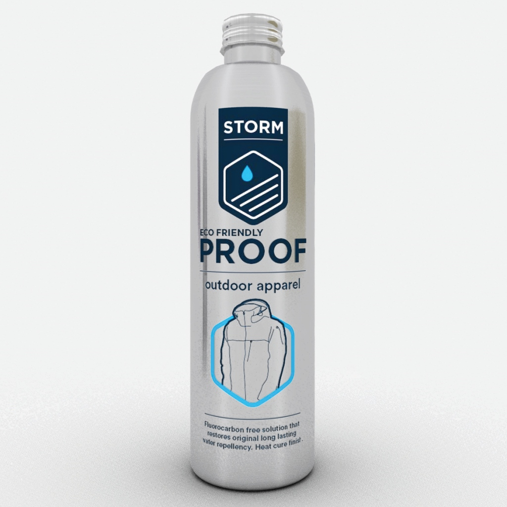 Storm Eco Friendly Proof Outdoor Apparel - 225ml