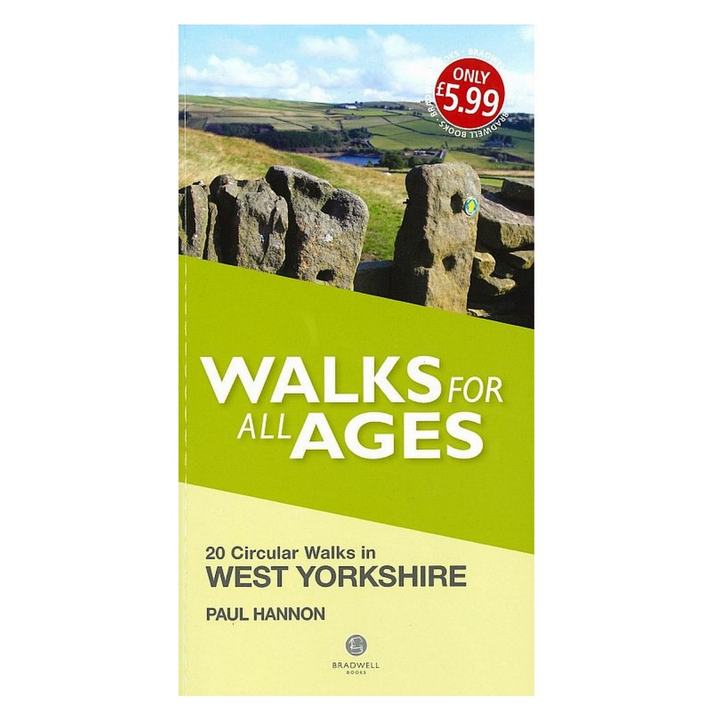 Walks for all Ages - 20 Circular Walks in West Yorkshire