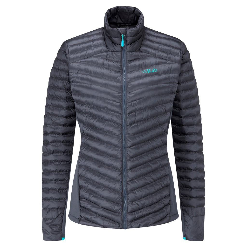Rab Cirrus Flex 2.0 Synthetic Insulated Jacket Womens 2021 - Beluga