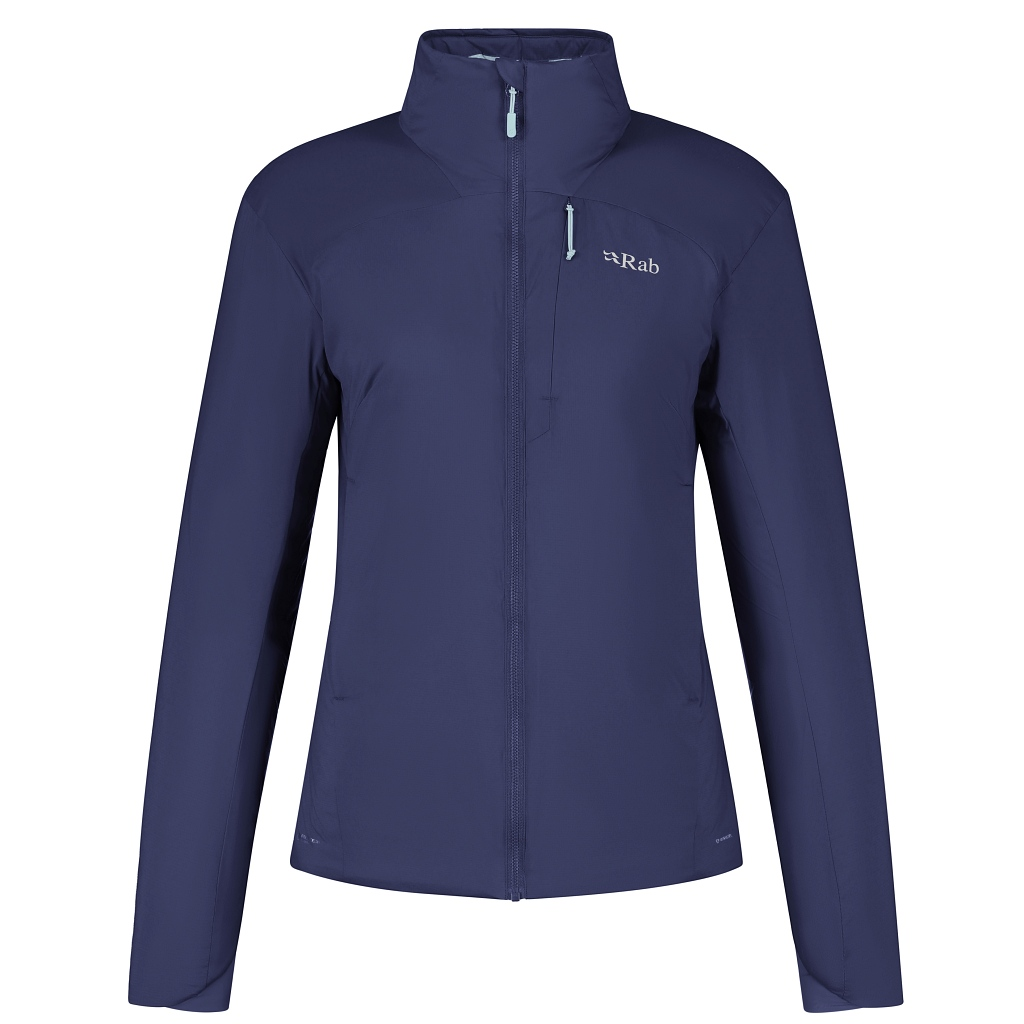 Rab Xenair Synthetic Insulated Jacket Womens - Deep Ink AW21/22