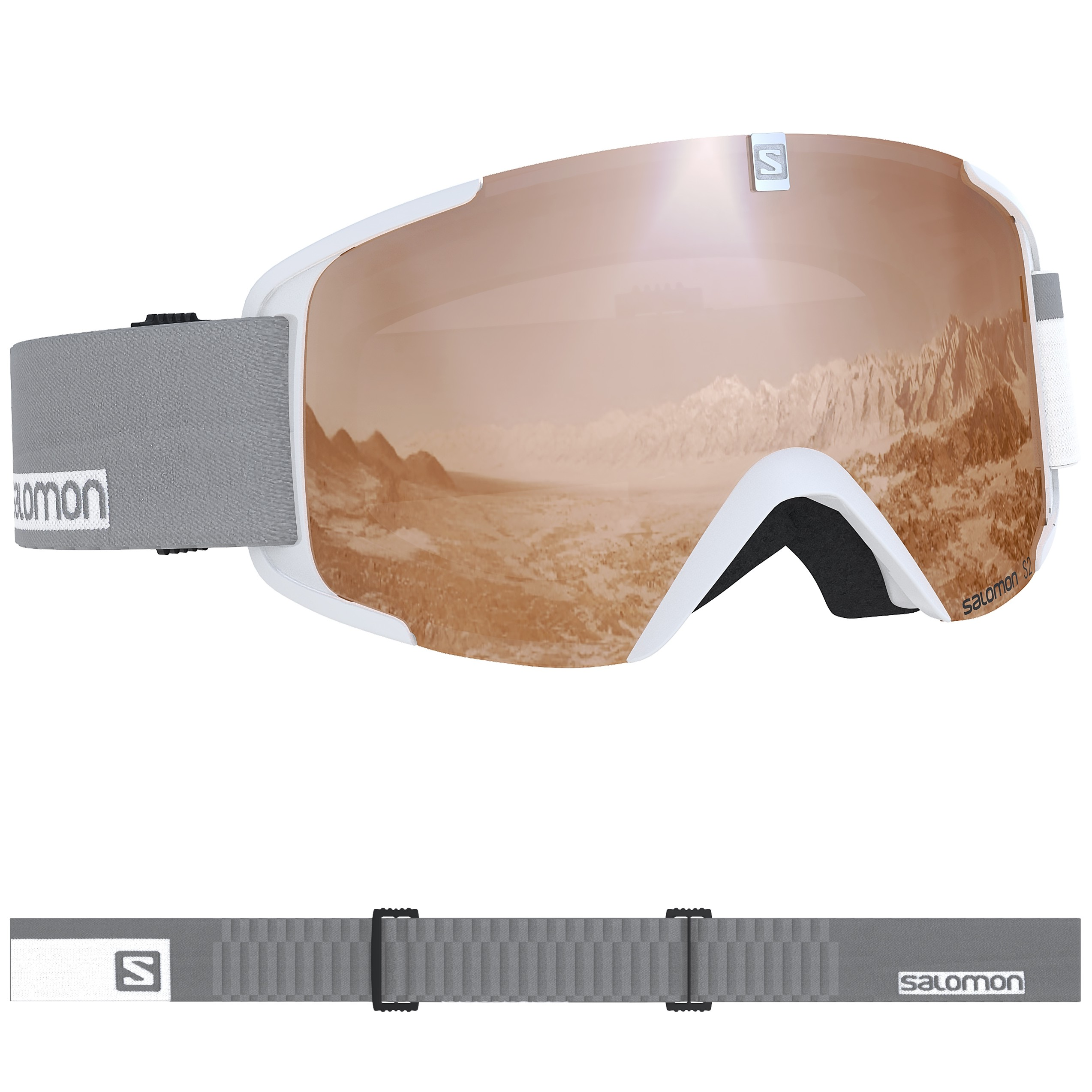 Salomon X View Access Ski Goggles Cat.2 Unisex