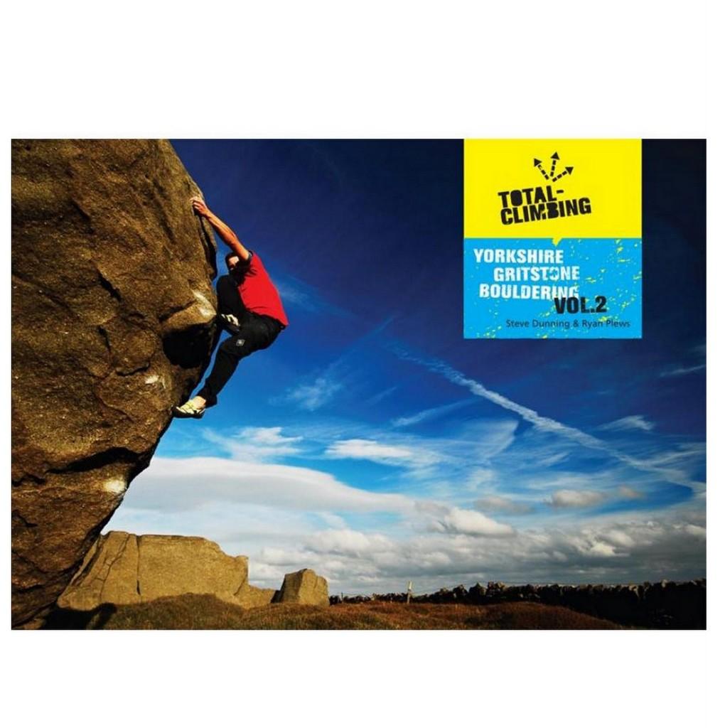 Yorkshire Gritstone Bouldering Volume 2