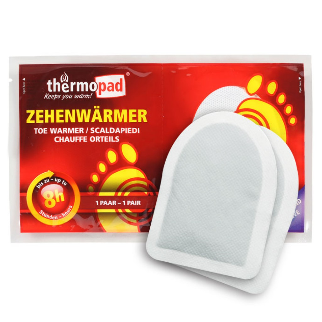 ThermoPad Disposable Toe Warmer Pair x 5