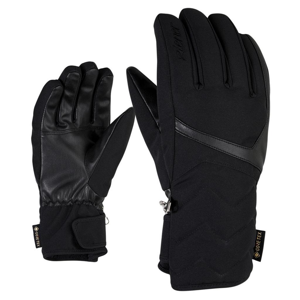 Ziener Kyrena GTX Lady Gloves - Black