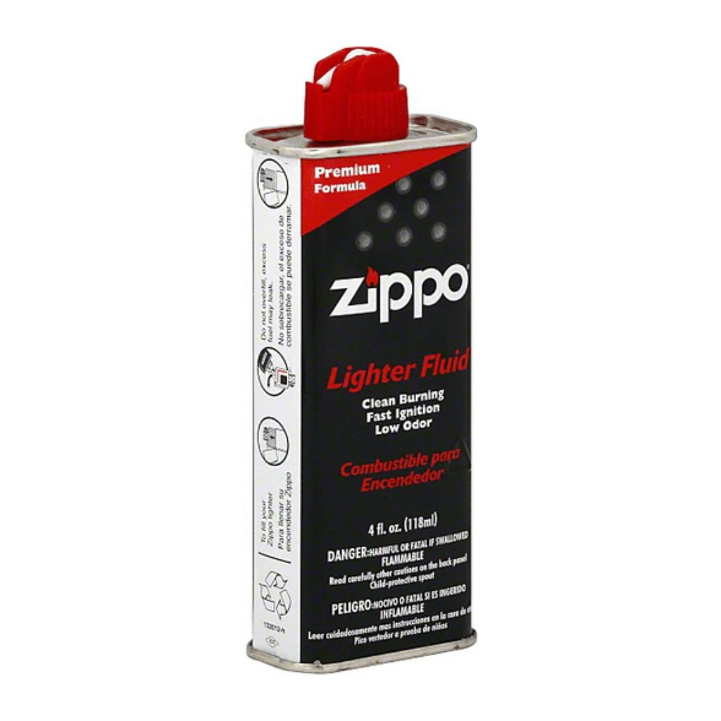 Zippo Lighter Fluid 118ml