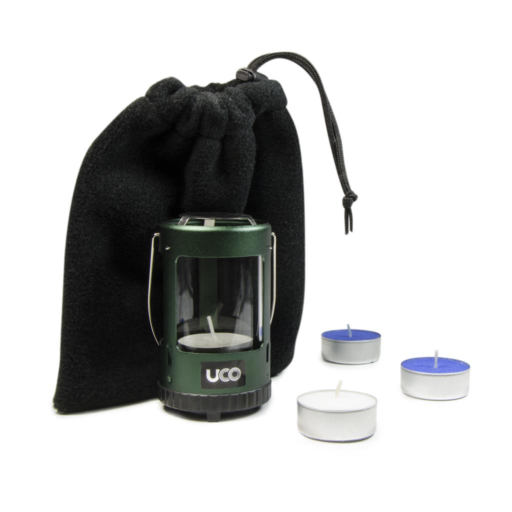 UCO 4 Hour Mini Candle Lantern Kit