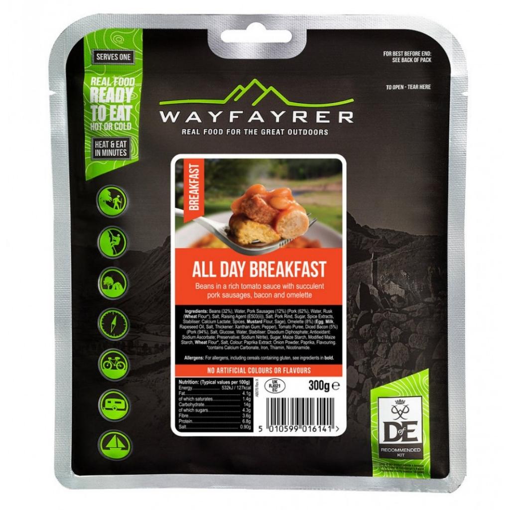 Wayfayrer All Day Breakfast