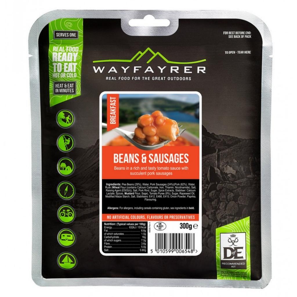 Wayfayrer Beans & Sausages