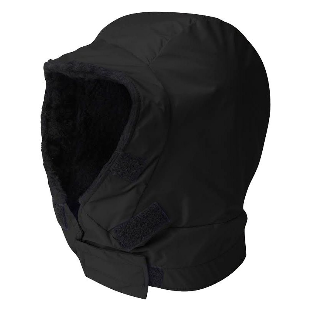 Buffalo Systems DP Hood - Black