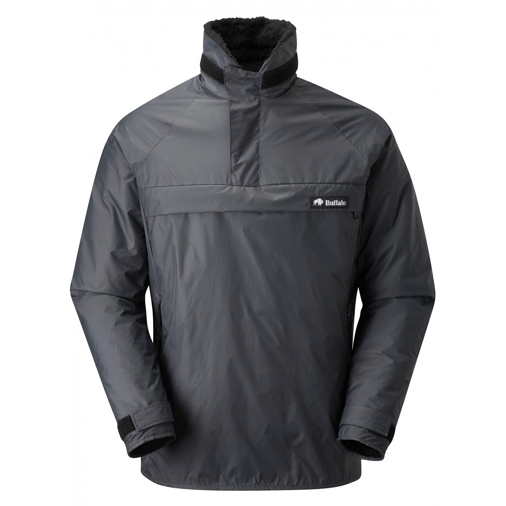 Buffalo Systems Mountain Shirt Mens - Charcoal