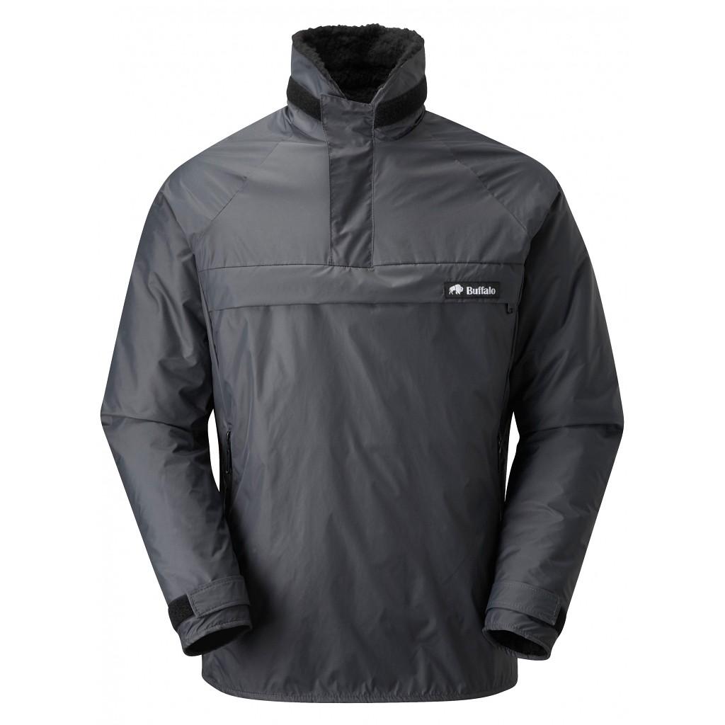 Buffalo Systems Mountain Shirt Mens - Charcoal