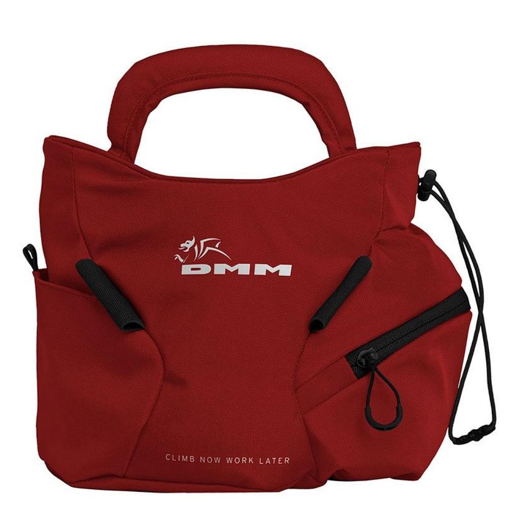 DMM Edge Boulder Chalk Bag - Red
