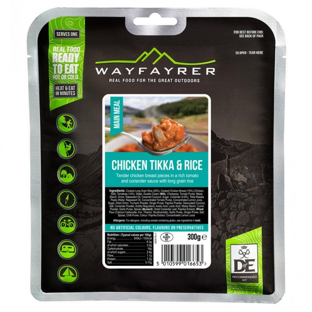 Wayfayrer Chicken Tikka & Rice