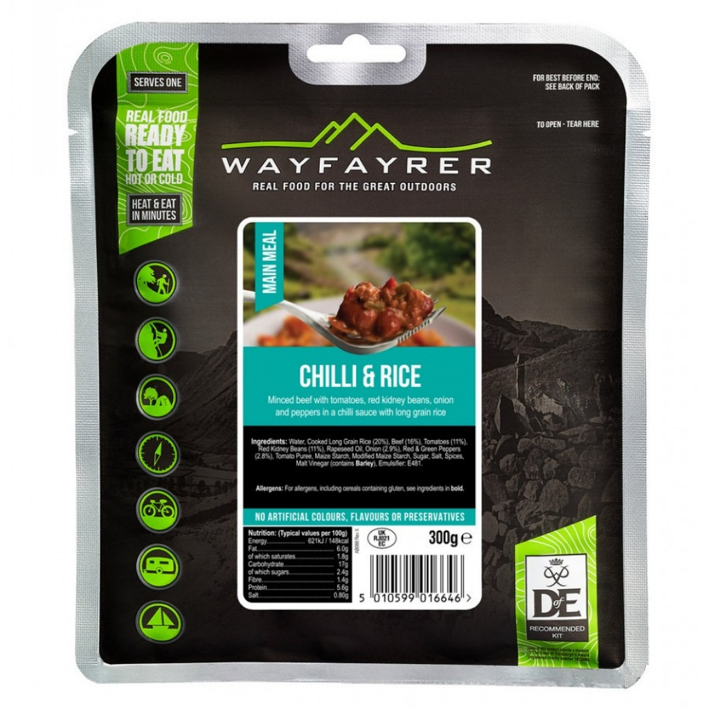 Wayfayrer Chilli & Rice