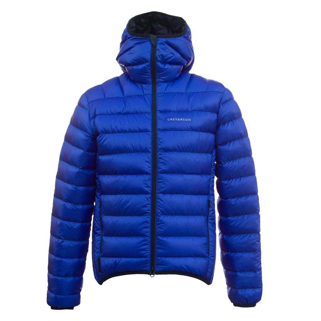 Criterion Activity Hydro Ultralight Down Jacket Unisex - Blue