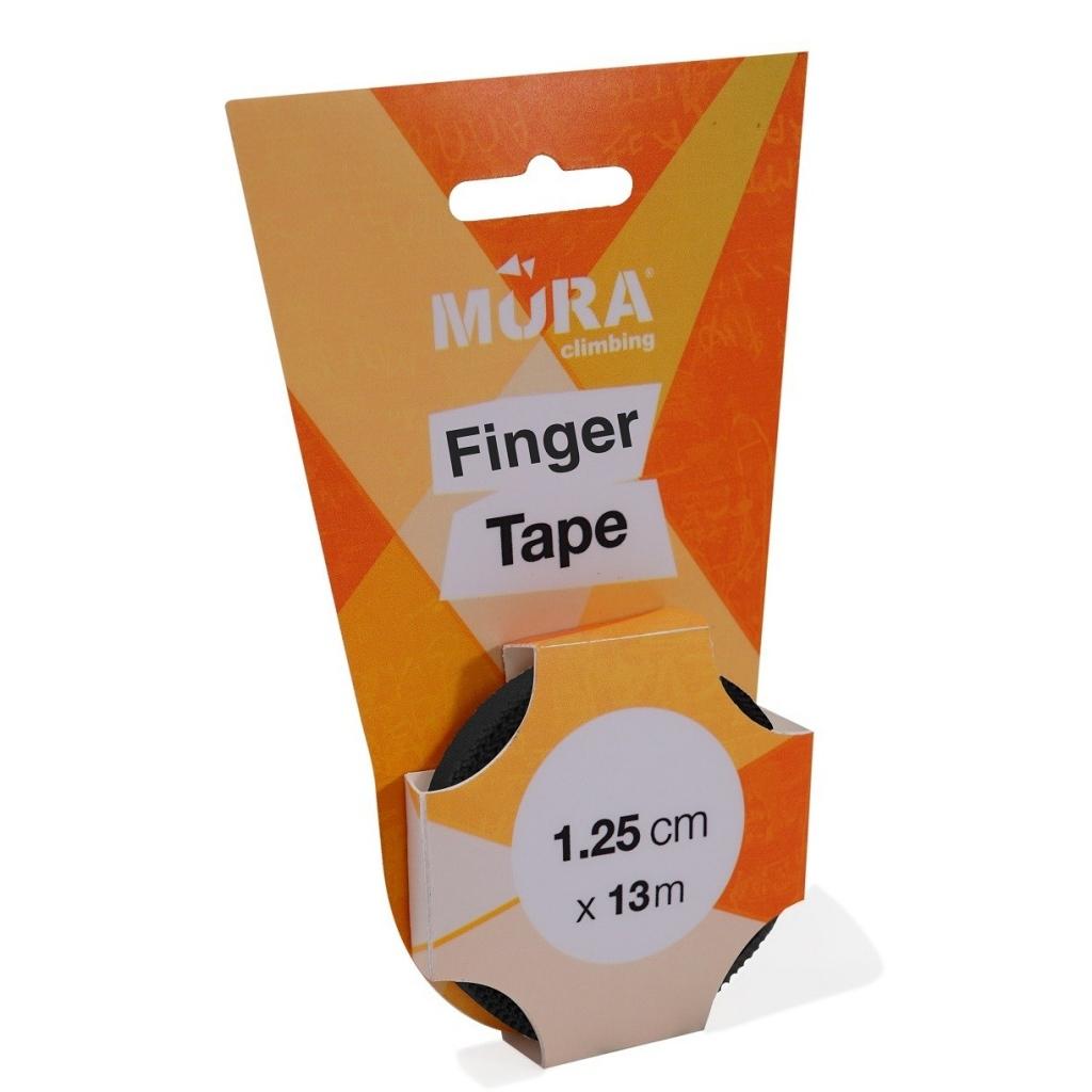 Mura Climbing Finger Tape 1.25cm x 13m - Black