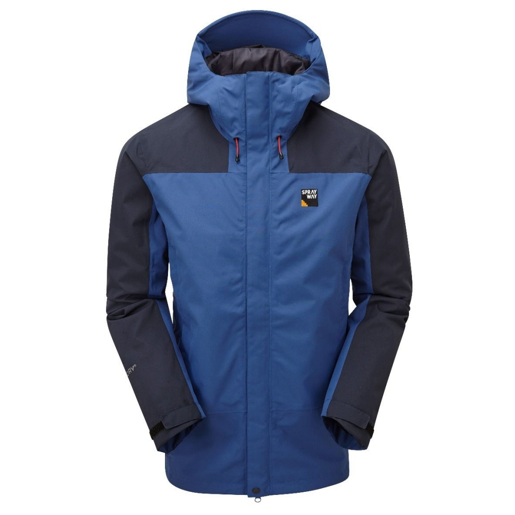 Sprayway Hain Jacket Mens - Yukon Blue