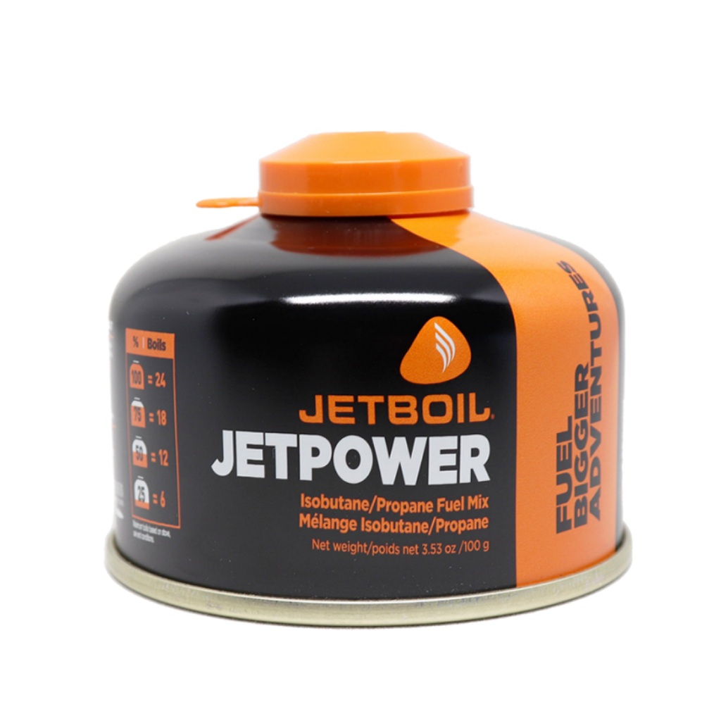 Jetboil Jetpower Gas 100g