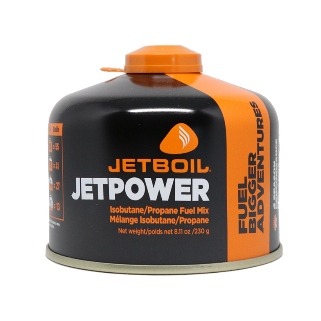 Jetboil Jetpower Gas 230g