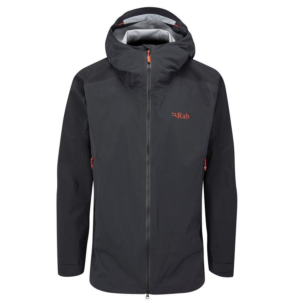 Rab Kinetic Alpine 2.0 Jacket Mens - Beluga