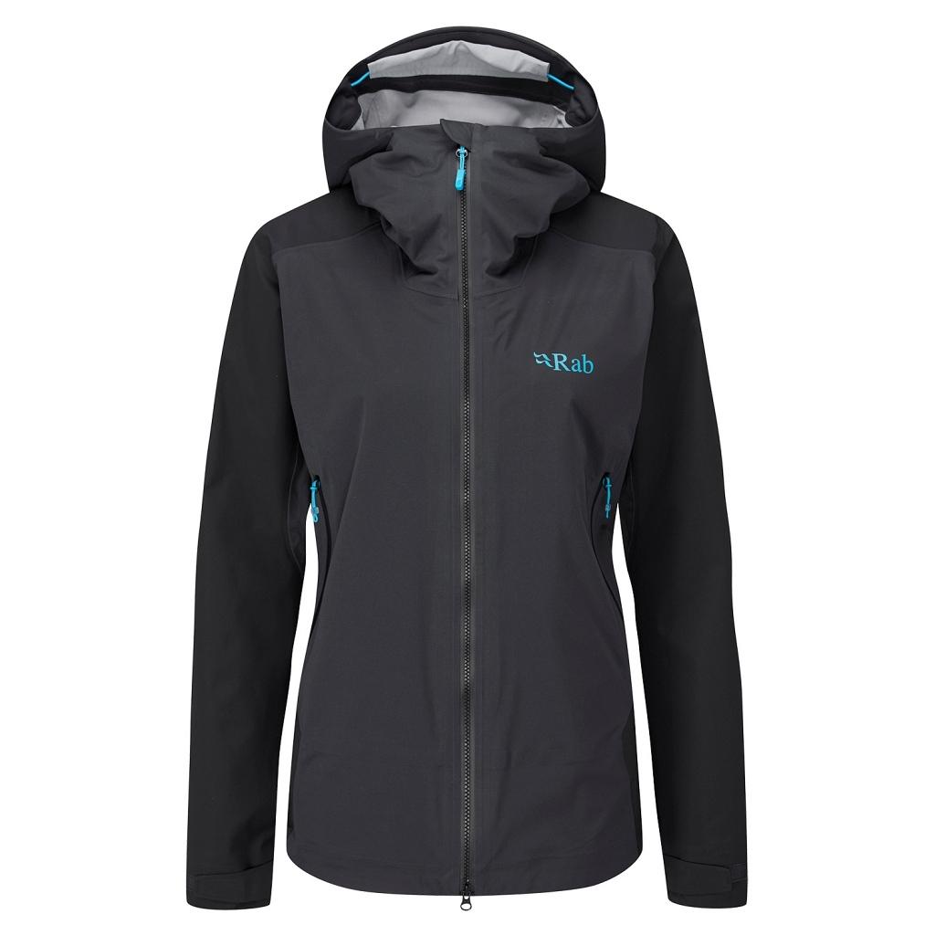 Rab Kinetic Alpine 2.0 Jacket Womens - Beluga