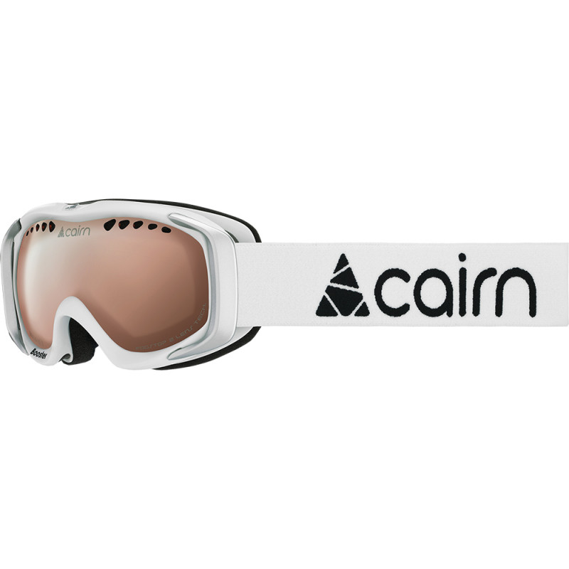 Cairn Booster Photochromic Junior Ski Goggles Cate