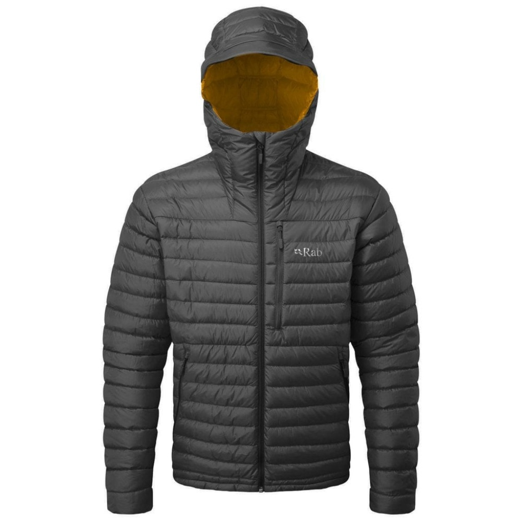 Rab Microlight Alpine Down Jacket Mens