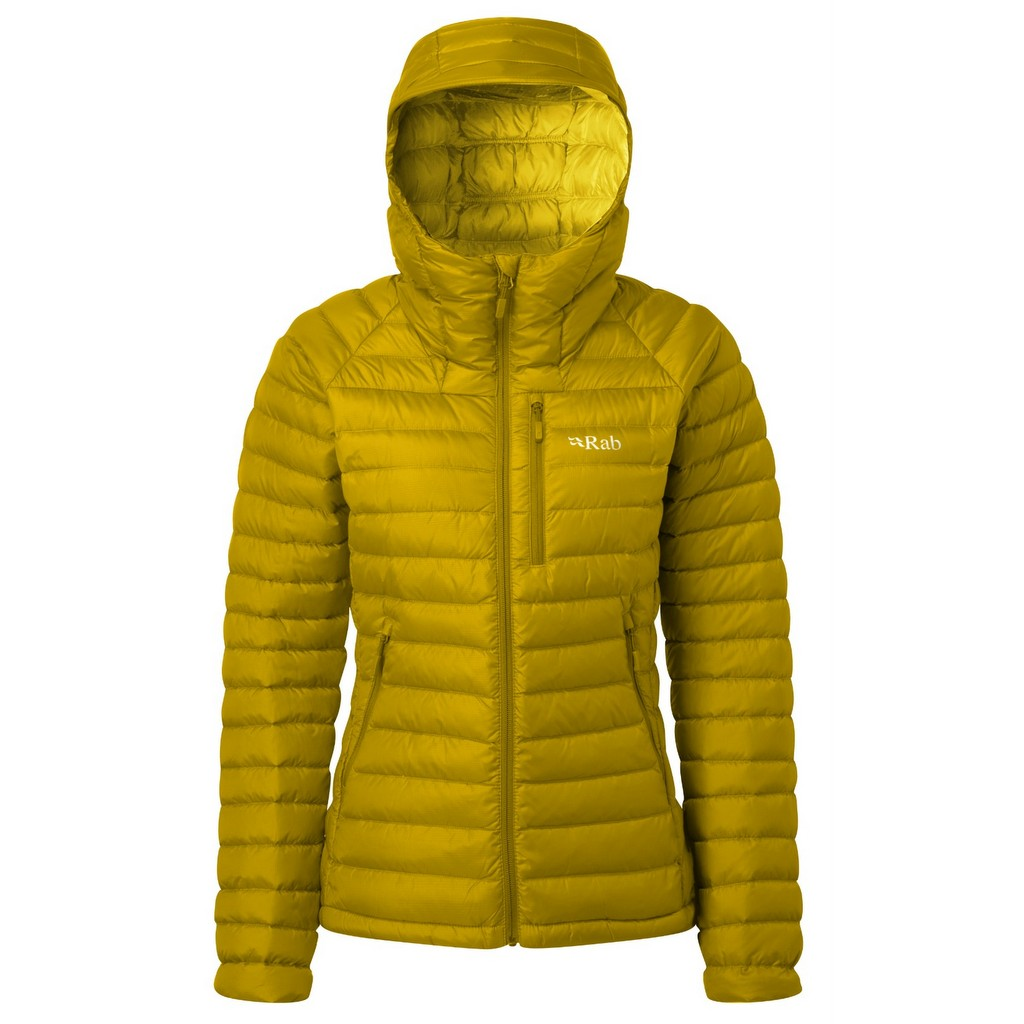 Rab Microlight Alpine Down Jacket Womens