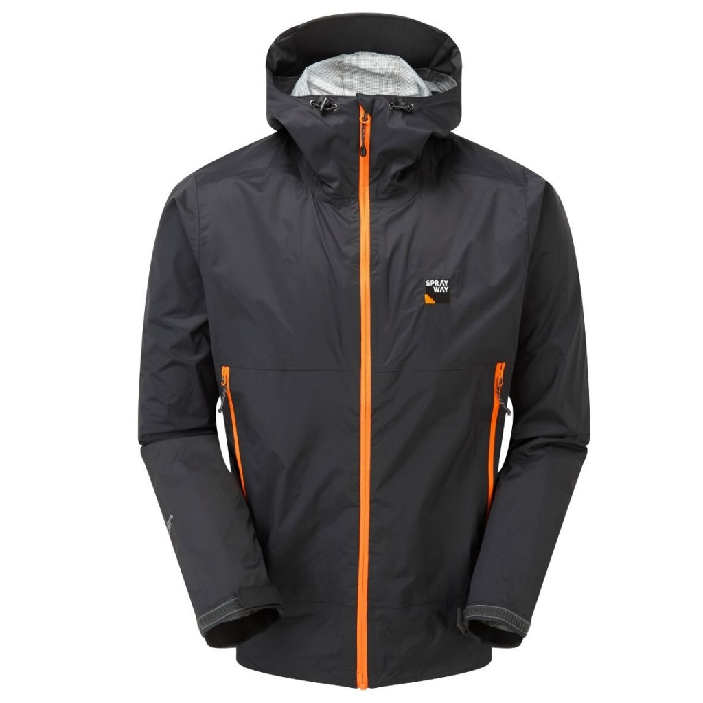Sprayway Rebu Jacket Mens - Thunder