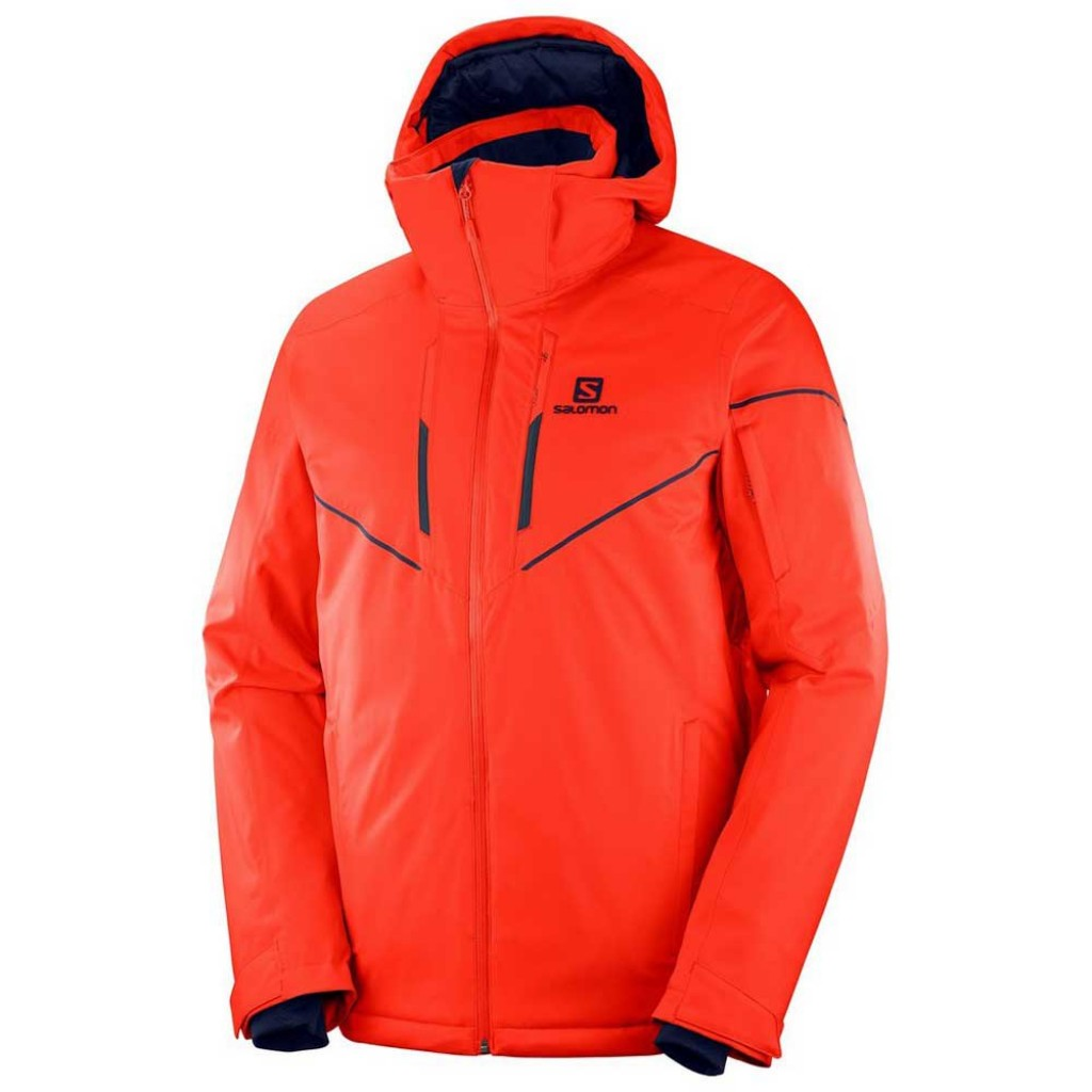 Salomon Stormseason Jacket Mens - Season 19/20