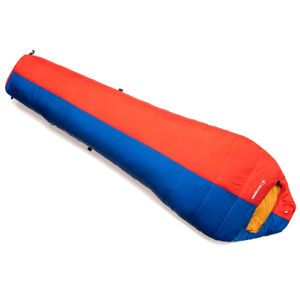 Snugpak Softie® Expansion 2 - Red / Blue