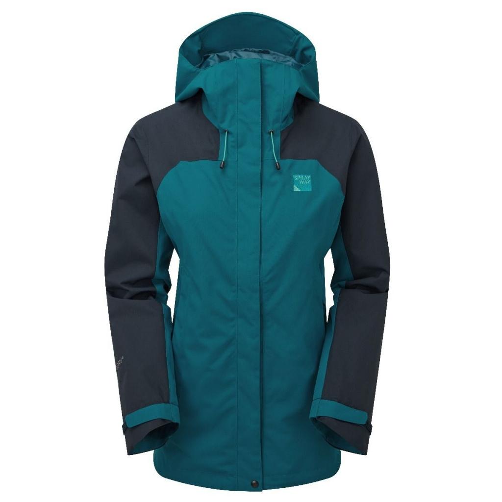 Sprayway Oust Jacket Womens - Lyons Blue
