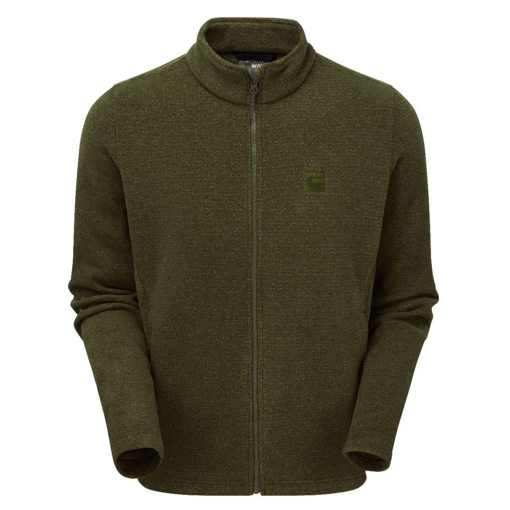 Sprayway Finn 300 CoreC Fleece Jacket Mens - Dark Olive