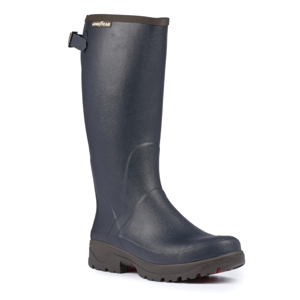 Grisport / Goodyear Stream Wellingtons - Navy