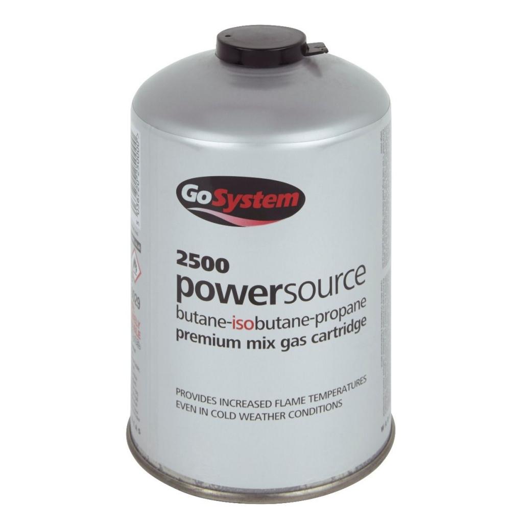 GoSystem Powersource Gas 445g 2500