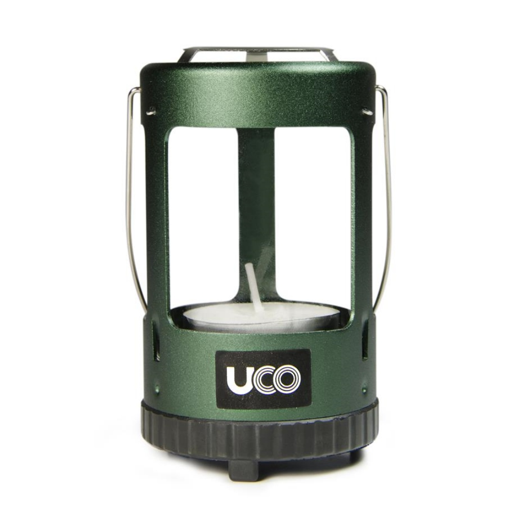 UCO 4 Hour Mini Candle Lantern - Green