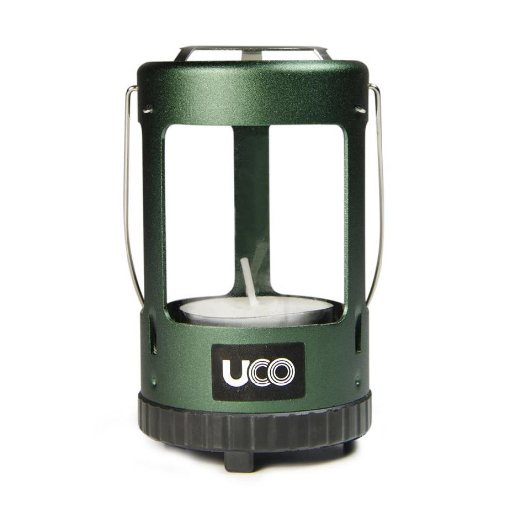 UCO 4 Hour Mini Candle Lantern Green